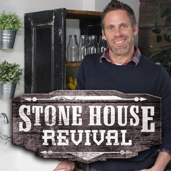Stone House Revival: Jeff Devlin Revives Historic Homes for DIY